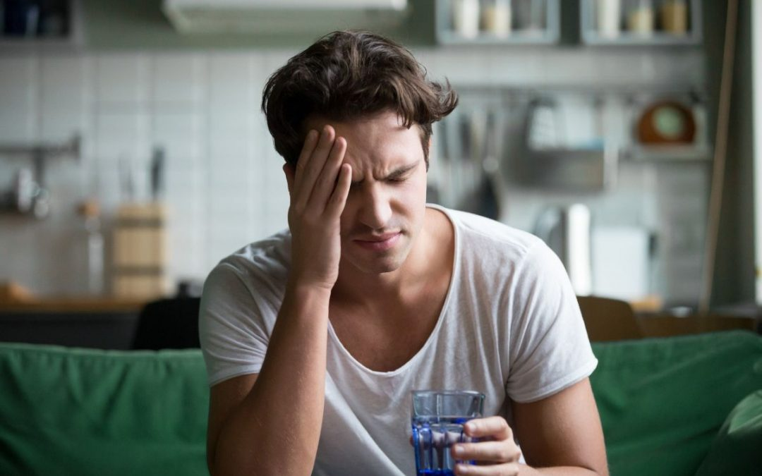 Why You Must Hydrate Before, During And After A Drinking Binge To Avoid A Monster Hangover